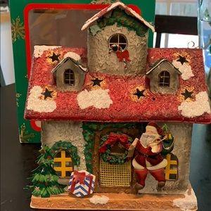Christmas House Lantern